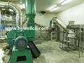 Beverage Granules Drying Machine
