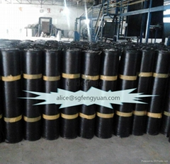 SBS modified bitumen /torched self-adhesive
