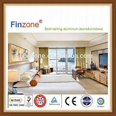 best selling aluminum sliding door from shanghai