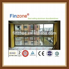 Design promotional prefabricated aluminum doors and windows