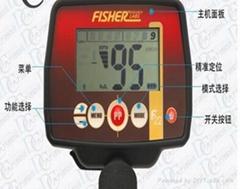 陝西進口地下金銀探測儀費舍爾F22金屬探測儀