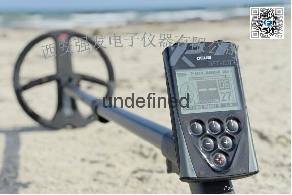 西安强发供应新款法国进口XP地下金银探测仪 3