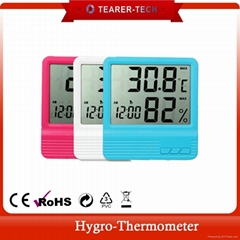 Temperature Sensor Theory and Household Usage digital room thermometer hygromete