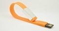 Bracelet USB Thumbdrive in PVC 4