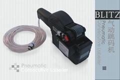 Blitz Pneumatic consecutive Labeller