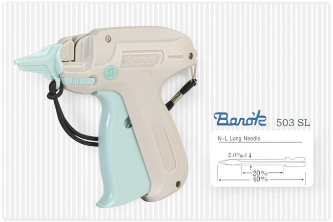 日本Bano'k 503 SL 吊牌枪 1