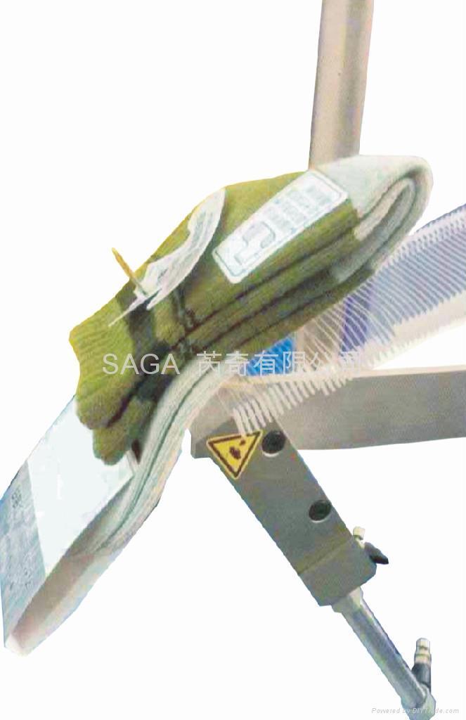 SAGA TM-100 打钉机 9