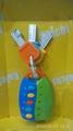 彈性膠針梯形膠釘定位膠針 7