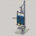 Elastic staple & machine 4