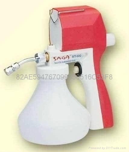 SAGA MT-600  Plastic Textile Cleaning Spray Gun  1