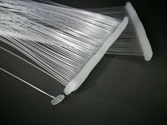 SAGA PIN 230mm長度膠針 服裝標籤連接用塑膠制線