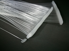SAGA PIN 230mm长度胶针 服装标签连接用塑胶制线