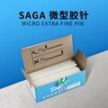 微型胶针 服装标签连接用塑胶制