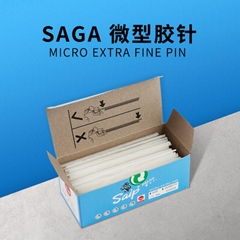 微型胶针 服装标签连接用塑胶制线
