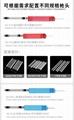 TM-200 气动胶针机 可打多层毛巾袜子商标吊牌用 6
