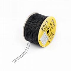 SAGA 进口料梯形胶钉  塑胶绳缆捆绑胶钉 (热门产品 - 2*)