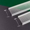 mini pin75发/排 标准胶针 服装标签连接用塑胶制线