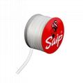 塑膠繩纜綑綁膠釘 3