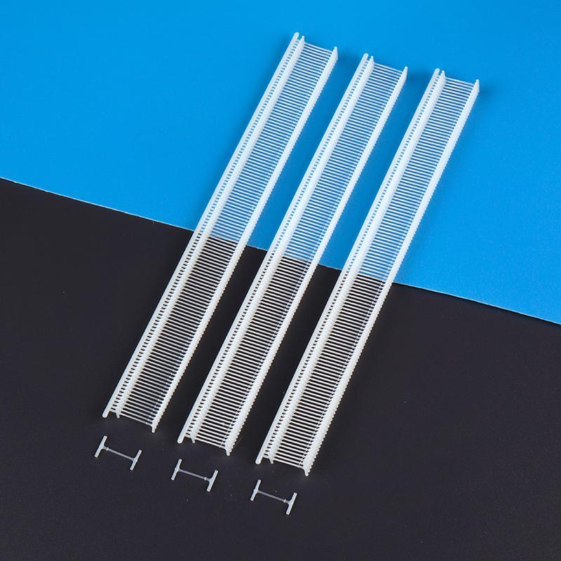 工字型膠針服裝標籤連接用塑膠制線 1