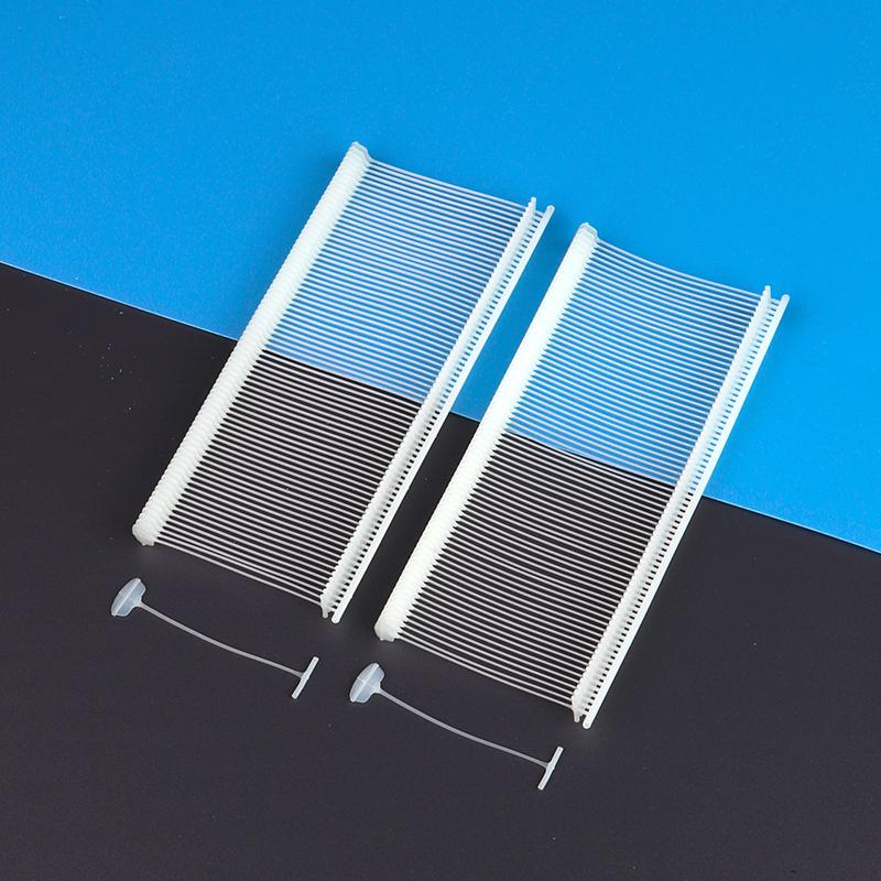 SAGA PIN 75发尼龙标准粗胶针 服装标签连接用塑胶制线