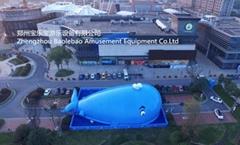 實力廠家直銷鯨魚島百萬海洋球樂