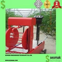 greenhouse spraying trolley