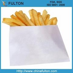 greaseproof hamburger paper