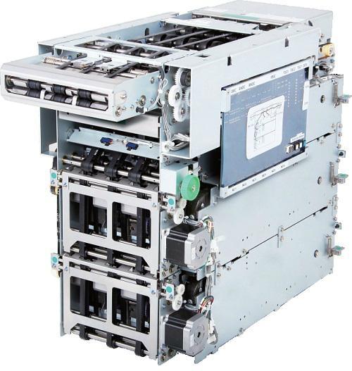 Bundle Banknote Dispensing for ATM Machine 1