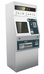 Subway Ticket Vending Machine