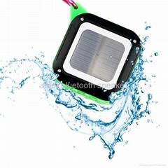 portable speaker mini waterproof solar bluetooth speaker