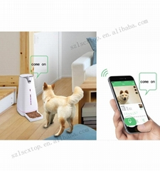 2016 newest pet automatic feeder