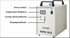 CW-3000 water Chiller CW-3000 50W/℃ radiating capacity
