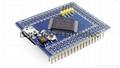 STM32F407VET6 Mini version of the core board STM32 minimum system version