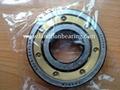 6303MA/C3 brass cage deep groove ball bearings 17*47*14