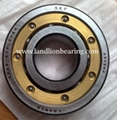 6305M/C3 brass cage deep groove ball bearings 25*62*17mm