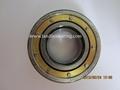 6206M/C3 brass cage deep groove ball bearings 30*62*16 mm