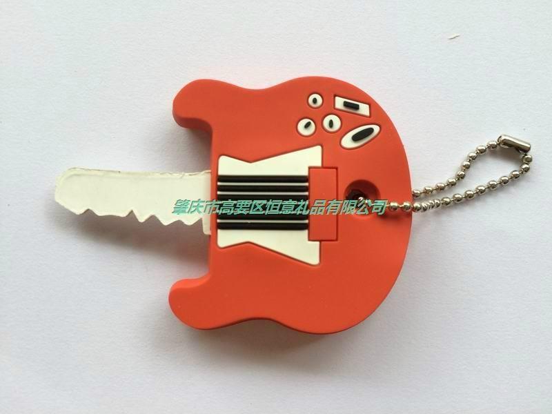 供应pvc发光服饰灯 服饰配饰 pvc钥匙扣吊牌 3