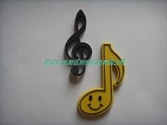 Sweet Fridge Magnet stereo soft magnetic magnet development