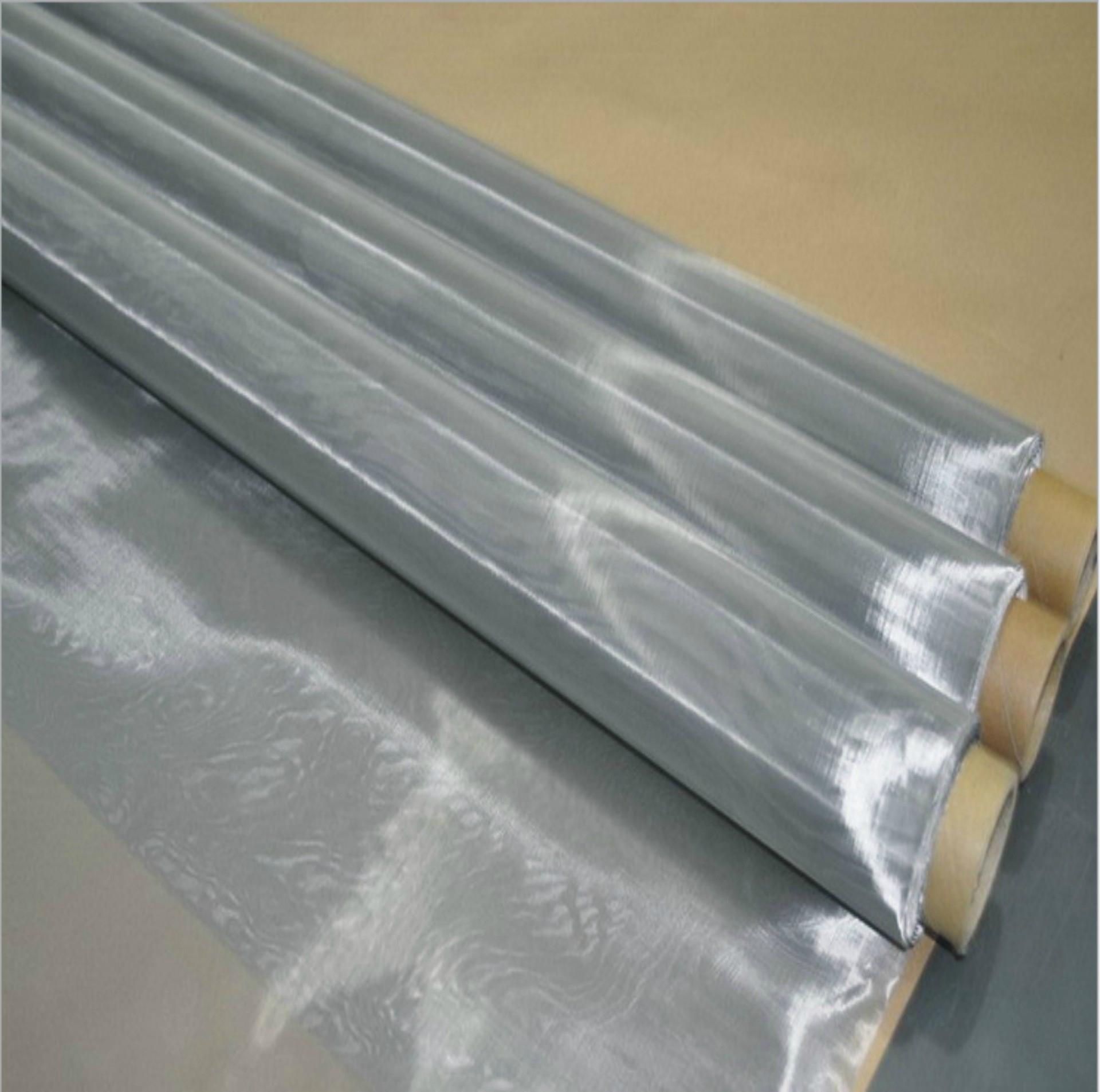 430材质不锈钢丝平纹编织网 2