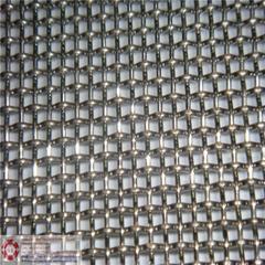 轧花工艺编织430材质不锈钢筛网