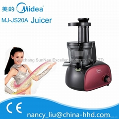 2016 hot sale DC motor 200W 1000ml slow juicer and kitchen living Slow Juicer