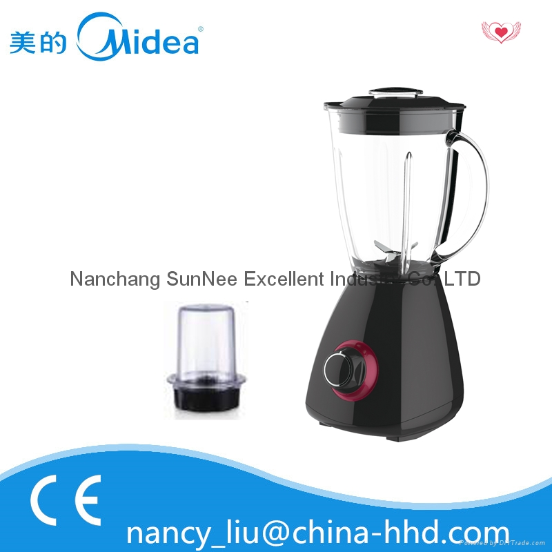 Plastic Housing Material and Traditional / Work Top Type kitchen blender 1