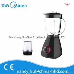 Plastic Housing Material and Traditional / Work Top Type kitchen blender