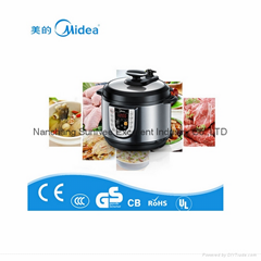 2016 Professionable Stainless Steel multifunction electric Pressure rice Cooker