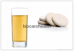 Energy Drink with OEM Guarana Vitamin Effervecent Tablet GMP Manufacturer