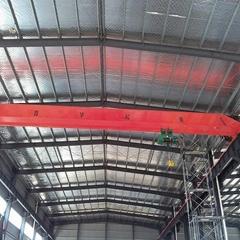 Sell like hot cakes LDA type electric single-girder crane 3 t