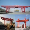Quayside container gantry crane