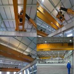 QD electric double beam bridge crane
