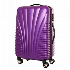 Wholesale New Style Travel Trolley Luggage Hardshell Trolley bag