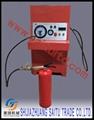 Nitrogen filling machine for reliable